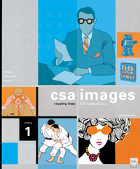 CSA Images Royalty Free Catalog