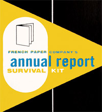 Annual Report Survival Kit
